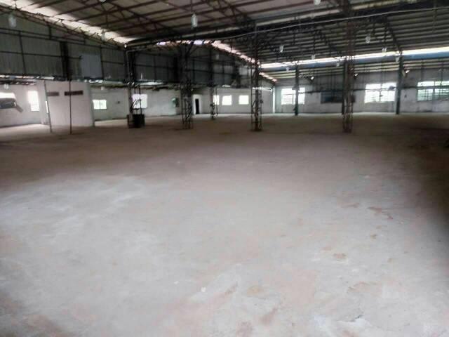坪地独院钢构厂房4800平米出租