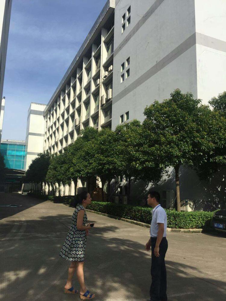 陈屋村新空一楼厂房带精装修办公室700平方米