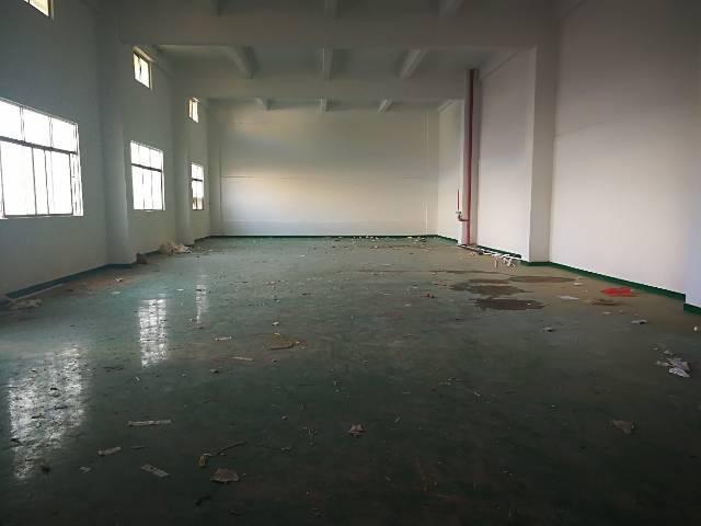 坪地新出标准一楼厂房680平米