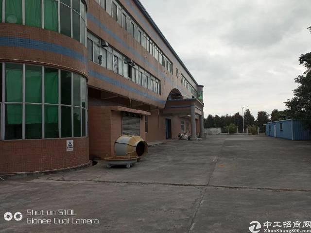 虎门陈村2800平方二楼低价招租
