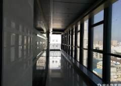 招租 公明上村商务大厦精装修写字楼办公室,大小分租