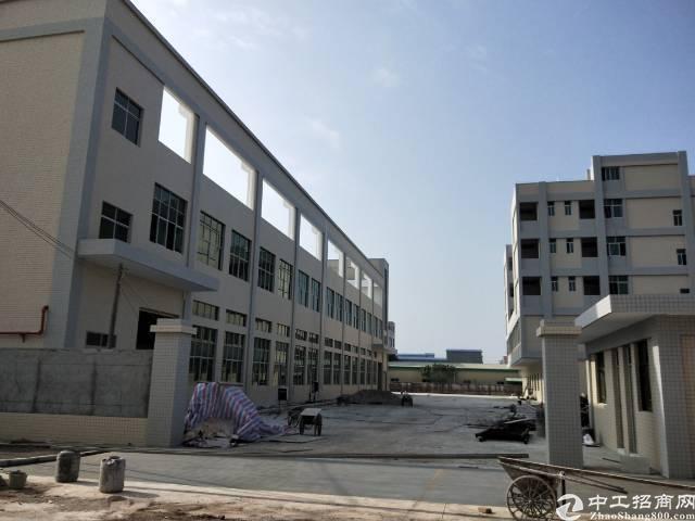 石排镇新出重工业标准独院三层厂房