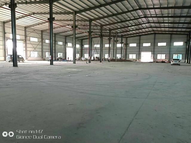 横沥镇新出独院原房东钢构厂房