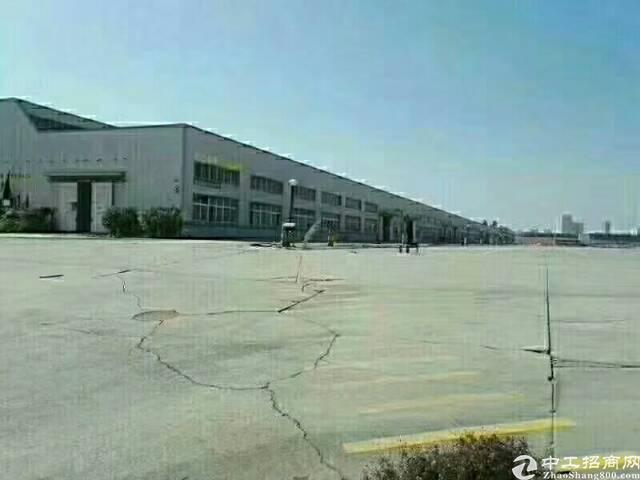 60000m²十米高钢构厂房招租