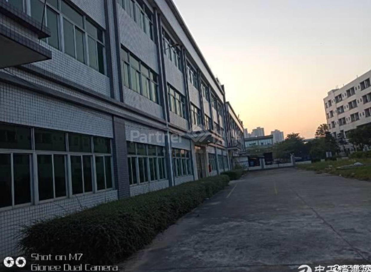 独门独院,厂房6800平方,靠近松山湖