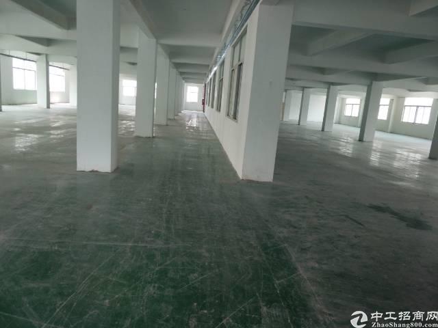出租龙岗坪地新出标准二楼2400平米,形象乐观,