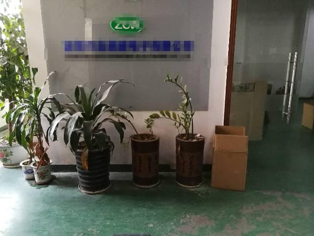 沙井共和新出450平方带装修厂房招租