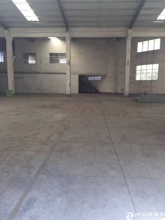 惠阳新圩900平方钢构厂房出租