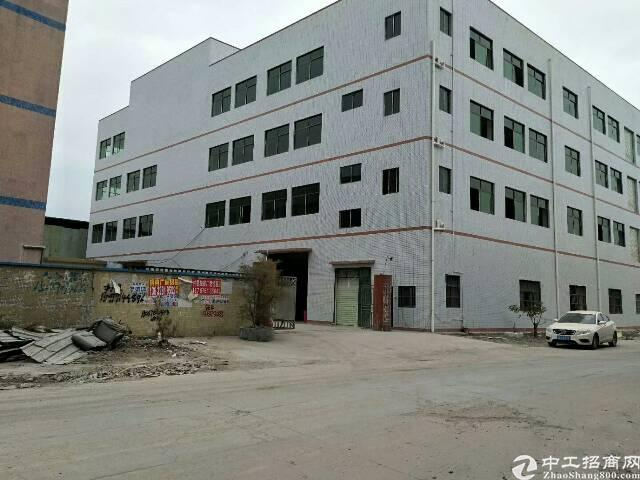 龙岗区独院厂房8900平米14元出租