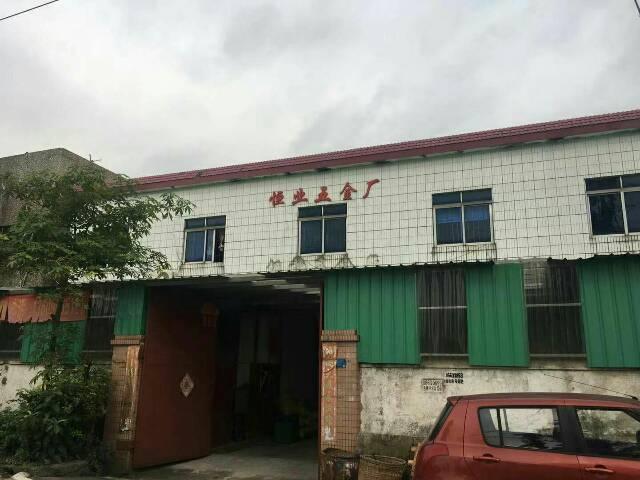 高埗镇独门独院两层厂房出租