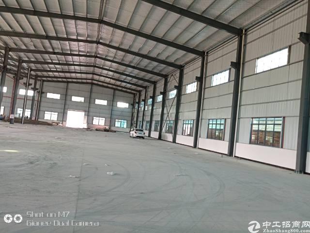 原房东2200平方钢够厂房招租