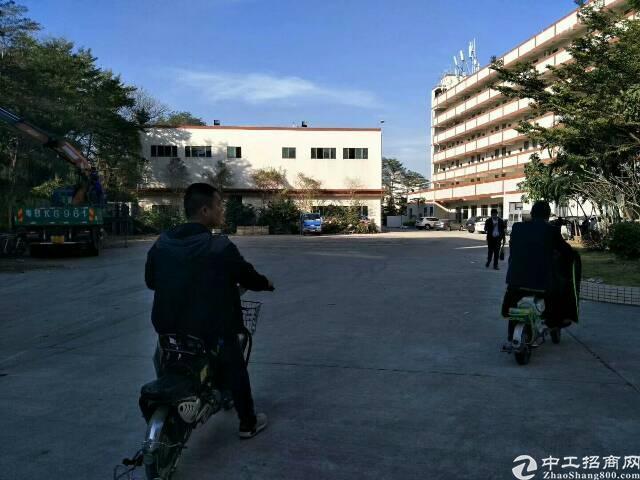 清湖地铁站新出独院2000平米,综合楼1200平米
