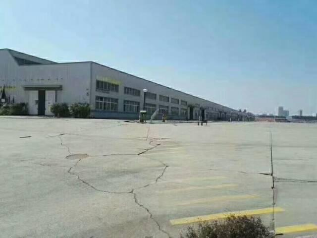 惠州惠阳新出独院钢构6万平方厂房出租