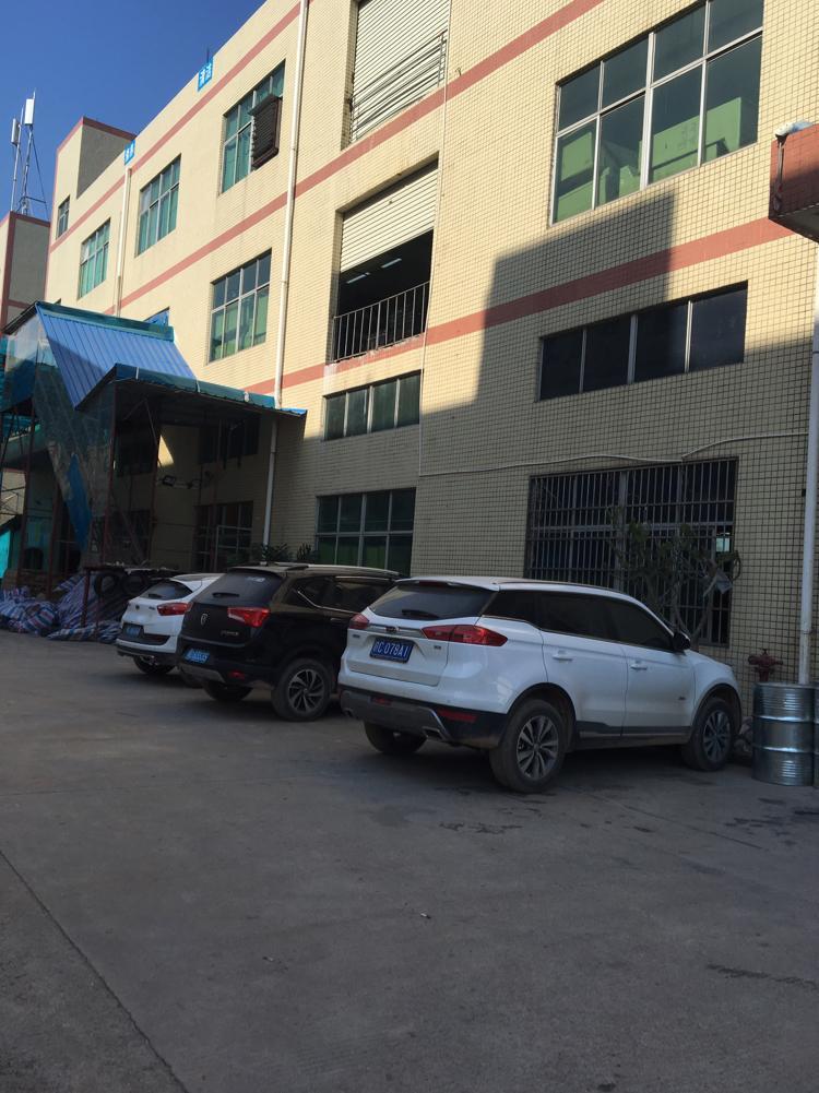 坑梓新出标准厂房1~3层4500平米独院招租