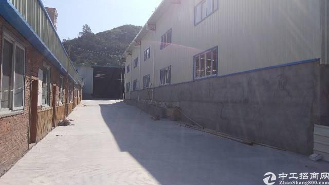 樟木头靠清溪塘厦独门独院全新钢构4500平方