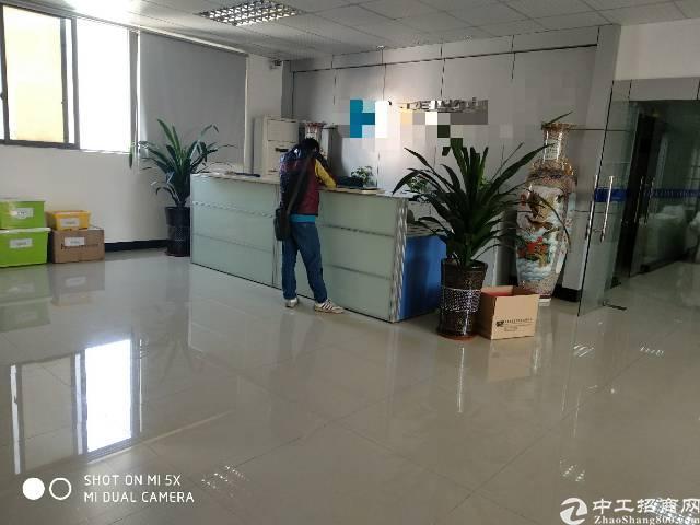 福永宝安大道边新出厂房楼上800平