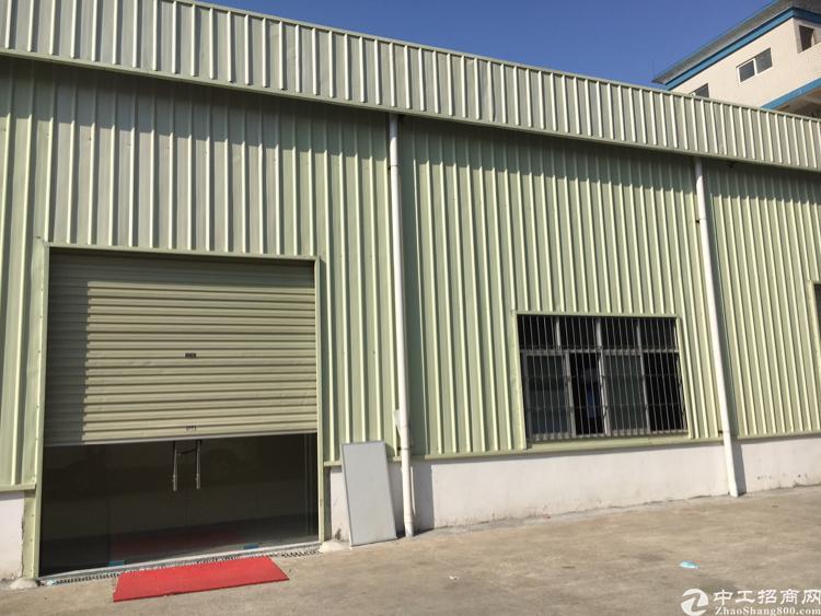 塘厦凤凰岗400平方标准钢构厂房出租