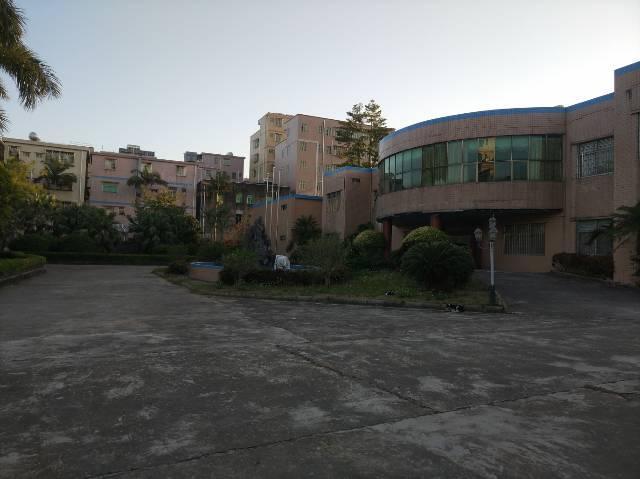 惠阳新圩独院标准厂房21000平米