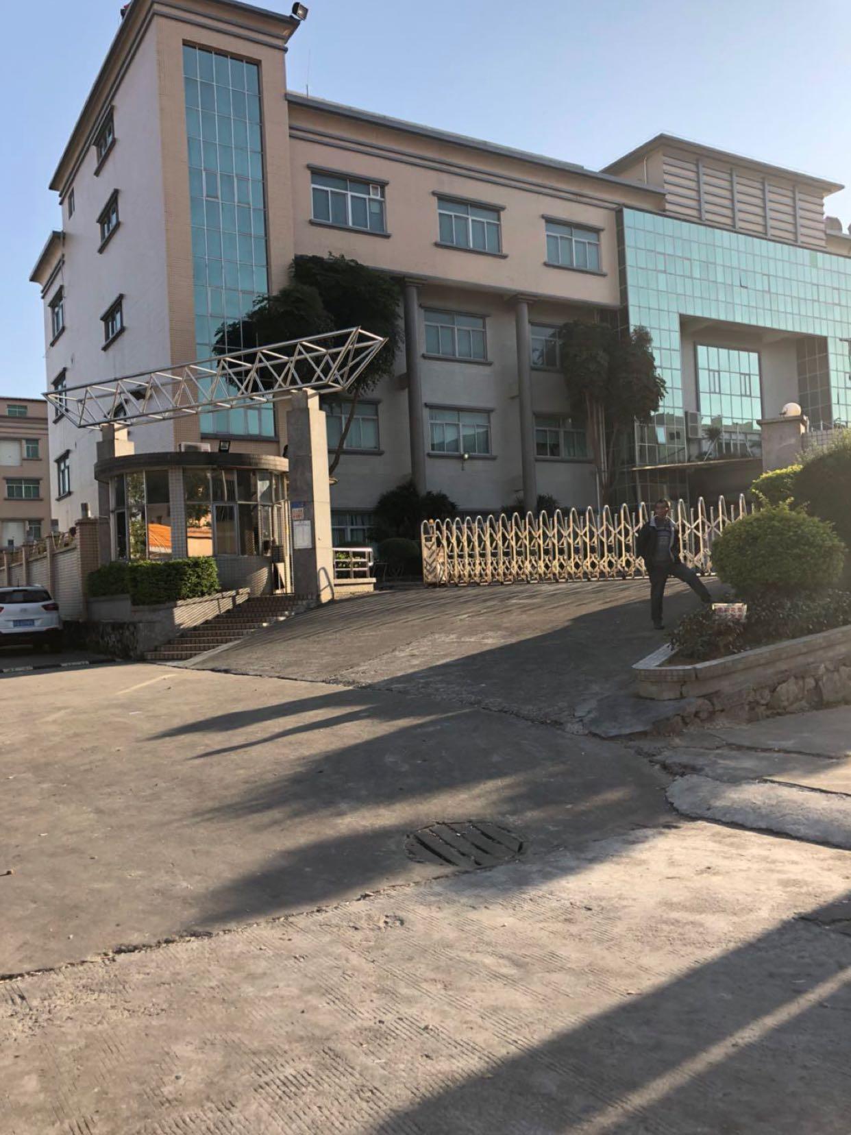 茶山镇南社村标准厂房独门独院高大上厂房招租