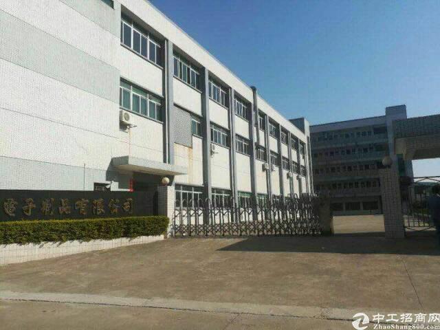 东莞市横沥镇新出楼上⺁房1500平方出租
