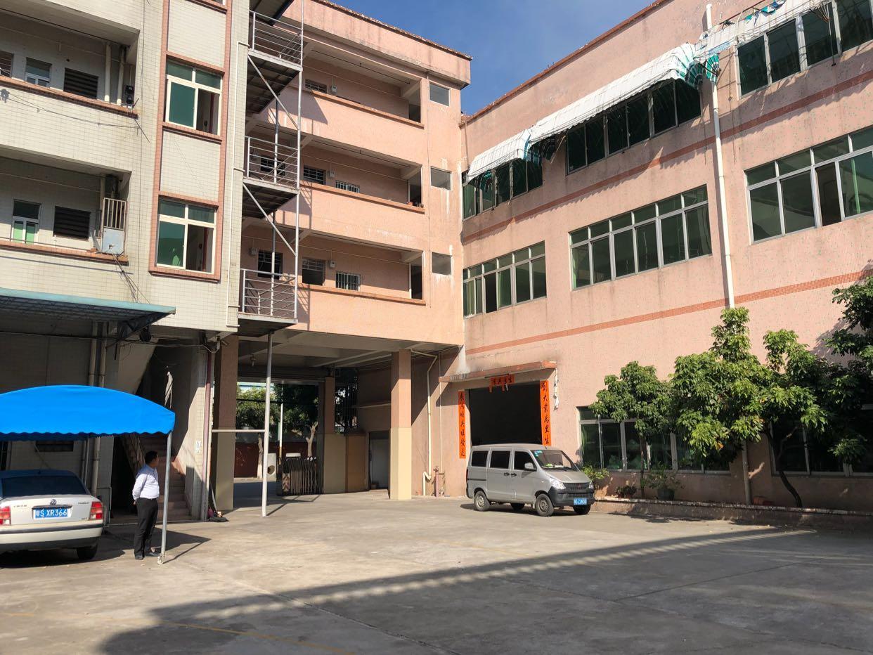 虎门新出独院厂房4500平方、办公500、精装修