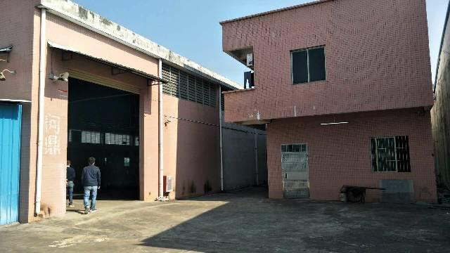 万江简沙洲新出独院单一层1800平米宿舍办公500