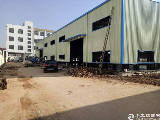 重工业钢构厂房出租