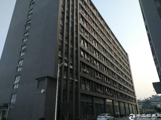 龙岗区平湖华南城旁边红本写字楼3万平出租-图2