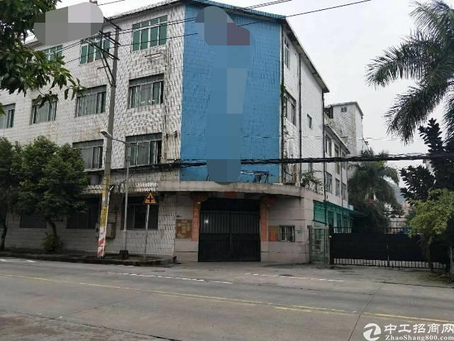 虎门南栅独院厂房出租面积5000方,线路齐全带办公室装修