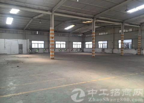 沙井黄埔上南东路新出的1000平独院钢结构厂房出租