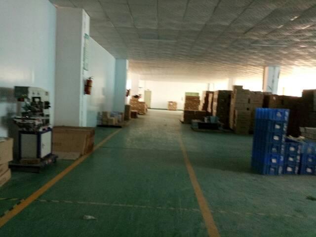 高速出口楼上1400平带装修厂房招租-图5