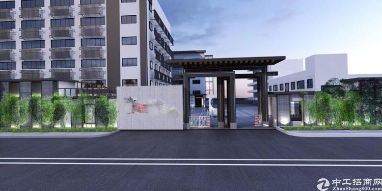 龙华中心区 高速口附近带装修办公楼招租 200起分