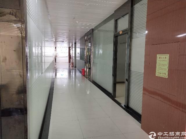 沙井 宝安大道 地铁口附近 精装修写字楼出租