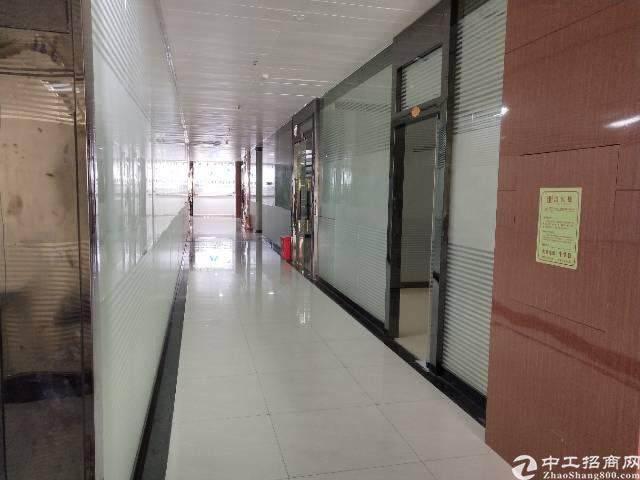 沙井地铁口188平米精装修写字楼出租,图片3