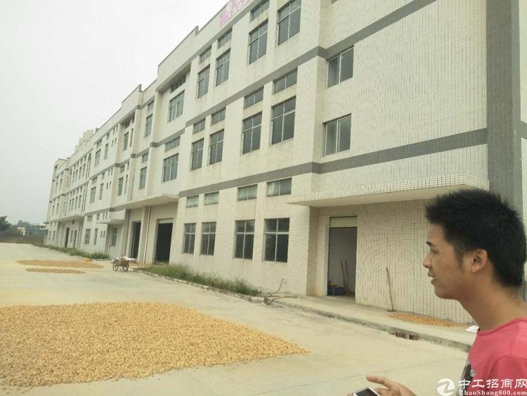 企石镇成熟工业区新出独门独院标准厂房