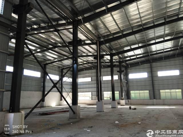 茶山镇单一层4500平方厂房出租