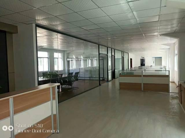 出租龙岗坪地新出标准二楼800平米,全新装修!