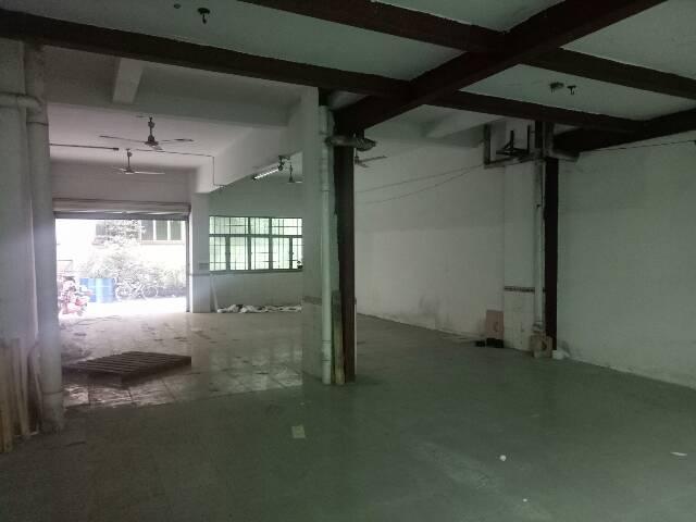 长安乌沙标准厂房一楼200平方