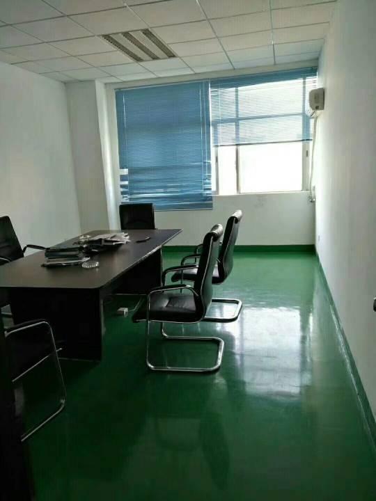 龙岗 嶂背精装修厂房1650平米出租