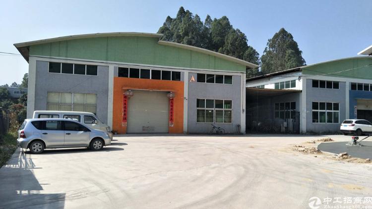 坑梓新出钢构厂房独栋一楼面积2000平米