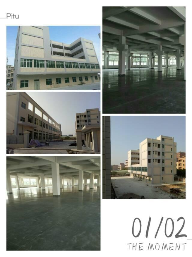 1000-1200-1500一楼牛角厂房招租