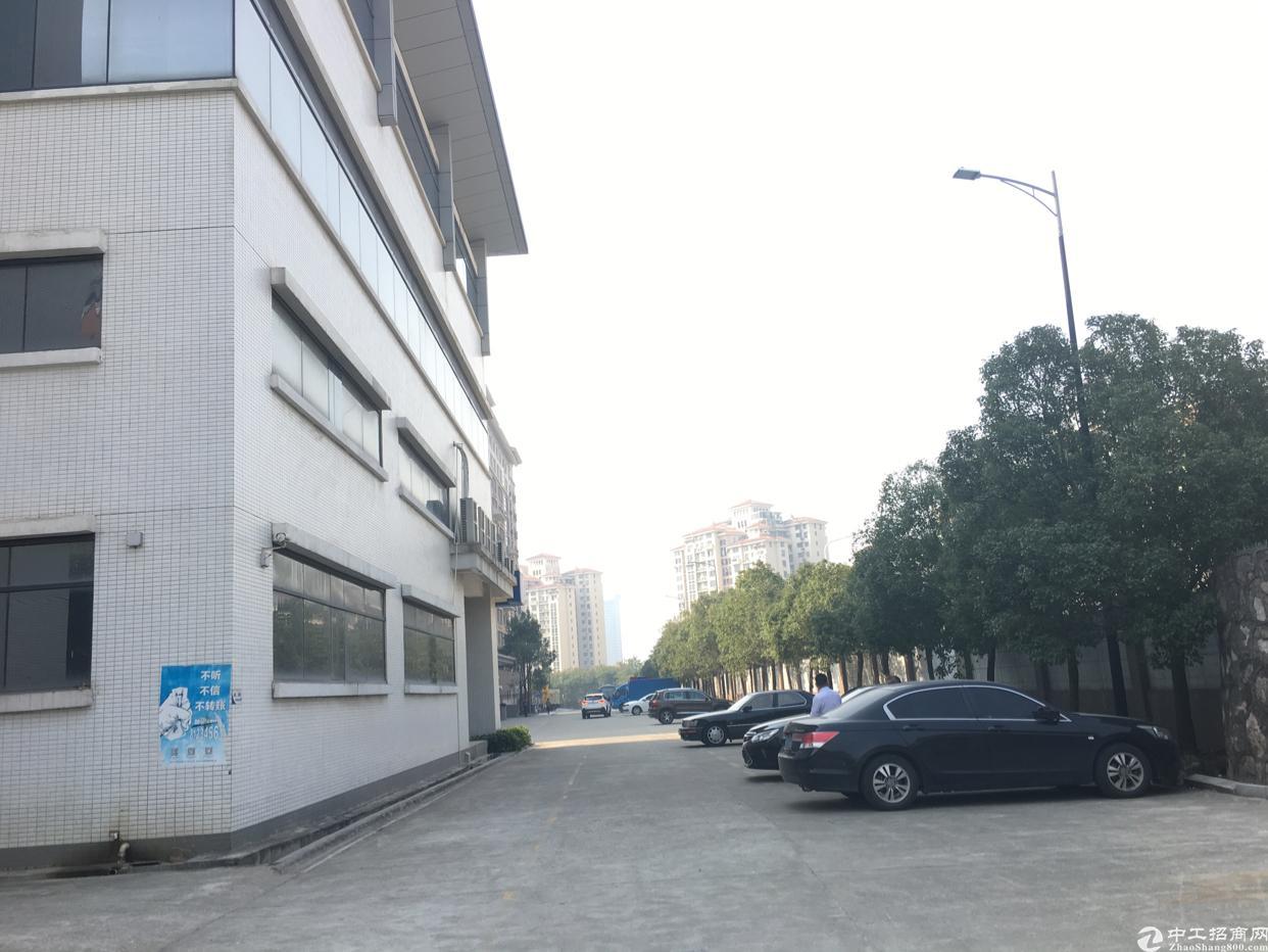 坂田地铁站附近原房东红本独院1-4层8000平方可以分租