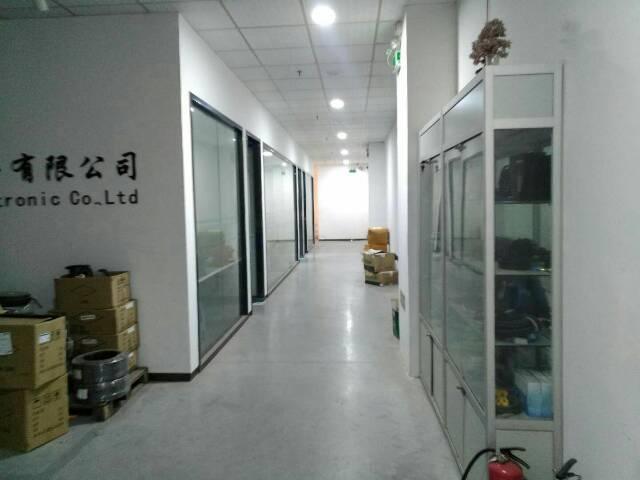 后亭地铁口楼上带装修厂房680平方-图4