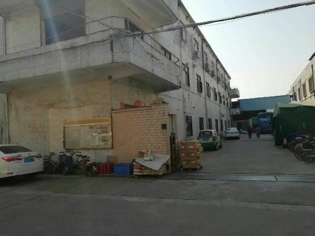 大岭山石大路边原房东独院标准厂房低价出租