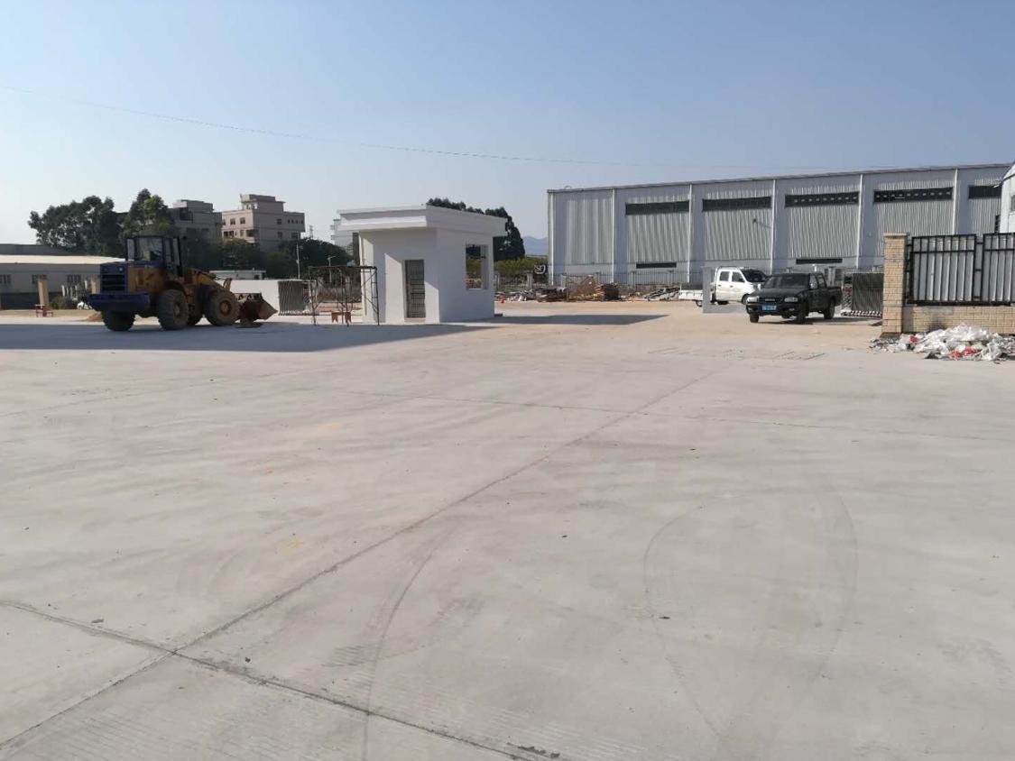 物流仓库滴水12米总面积30000平方有卸货平台带消防喷淋