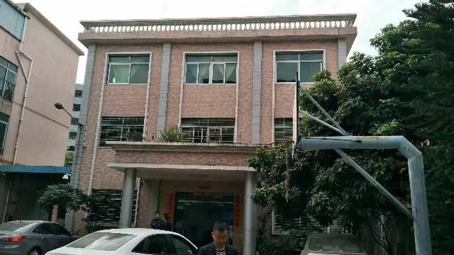 东莞石大路原房东3500平方独院标准厂房低价出租