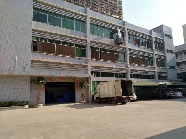深圳坪山区标准厂房1200平方