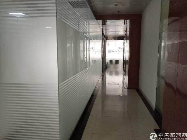 沙井地铁口188平米精装修写字楼出租,图片4