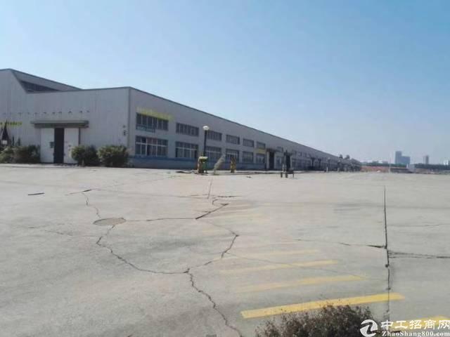 惠州大亚湾新出单一层钢构60000平米厂房出租
