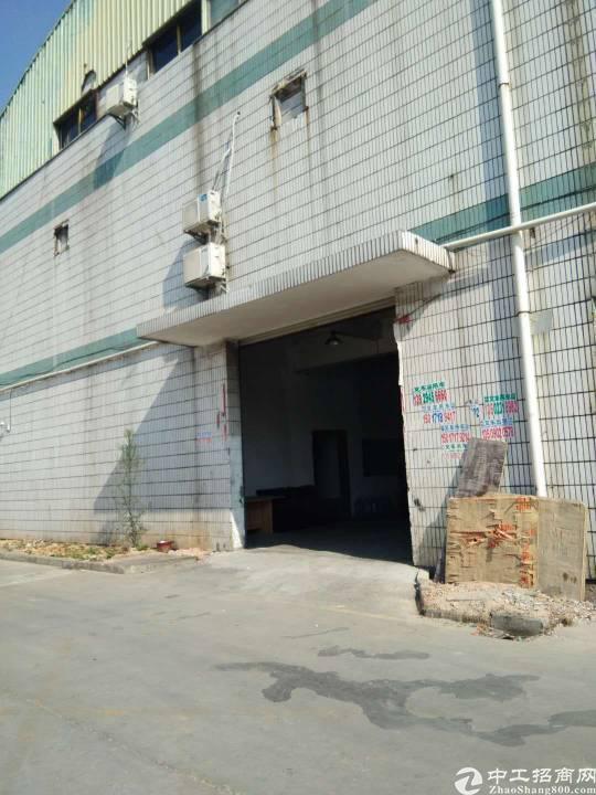 大岭山杨屋标准厂房一楼800平方米出租